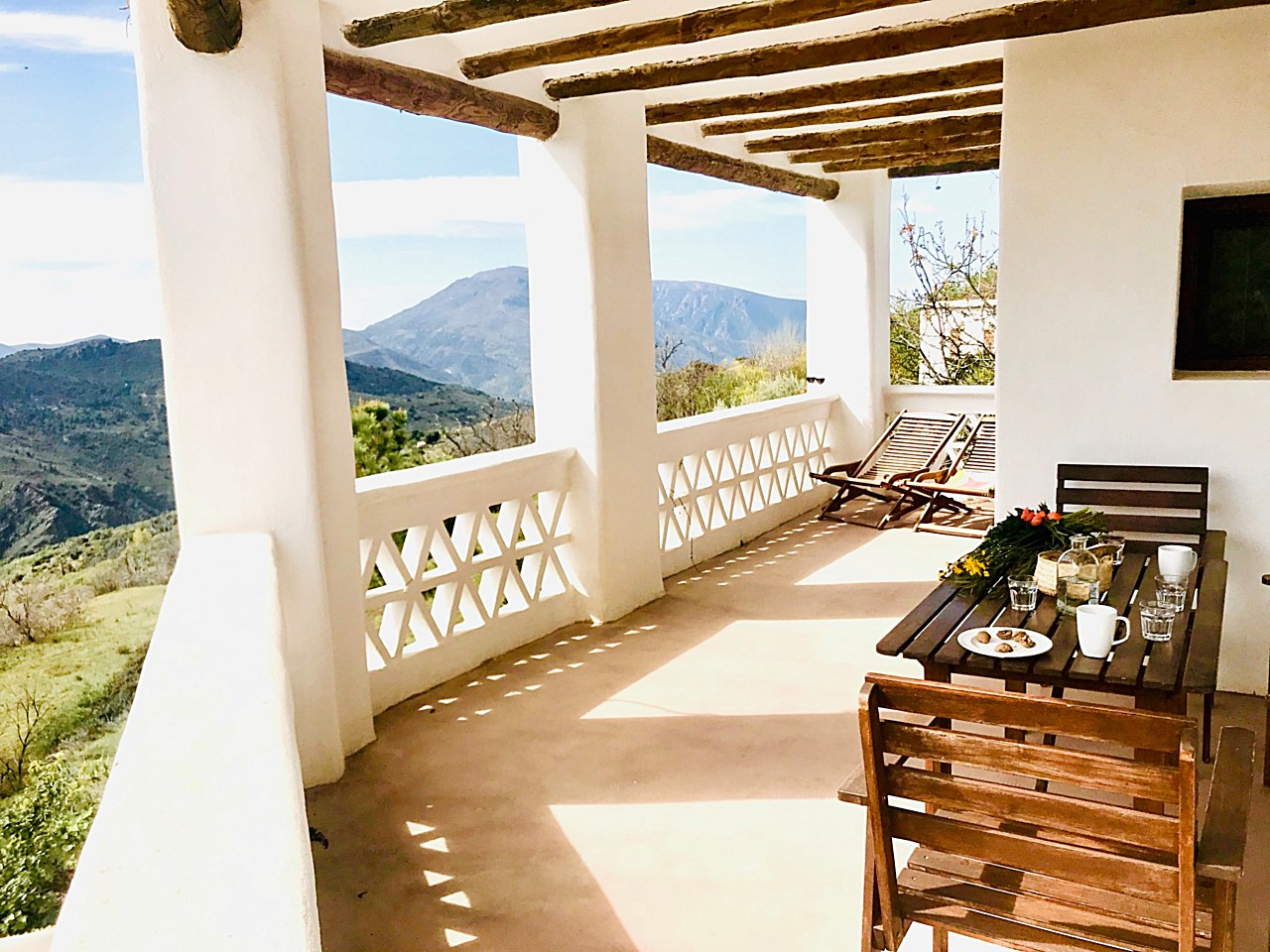 Appartement 5 places - Nos appartements - Web Oficial de La Oveja Verde de La Alpujarra