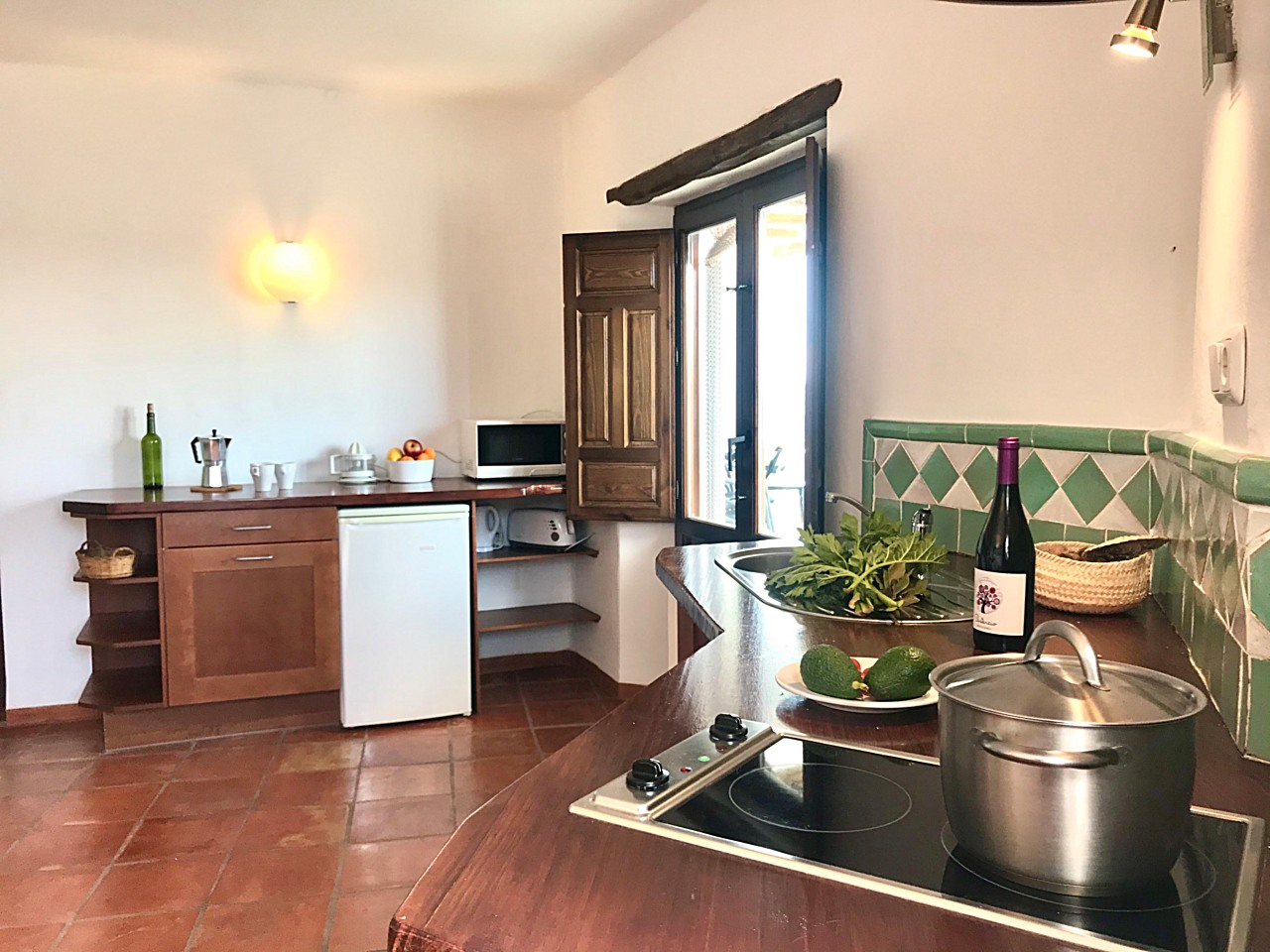 Appartement 4 places - Nos appartements - Web Oficial de La Oveja Verde de La Alpujarra